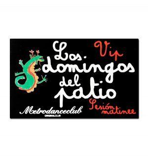 Vip - Los Domingos Del Patio
