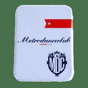 CHAPAS METRODANCECLUB ESCUDO