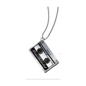 Colgante - Cinta Cassette MetroDanceClub