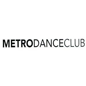 Pegatina - METRODANCECLUB - 100 cm