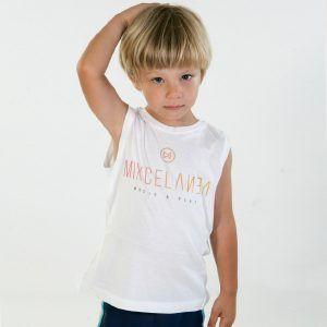 Mixcelanea camiseta niño